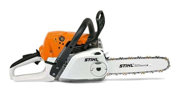 STIHL Motorsäge MS 231 C-BE - mit Duro-3-Sägekette - Schnittlänge 35 cm