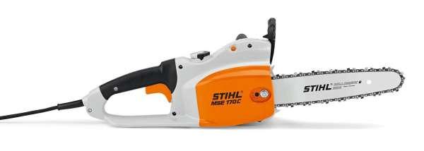 STIHL Elektrosäge MSE 170  - Schnittlänge 30 / 35 cm